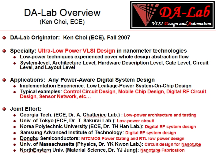 low power vlsi research papers What are the latest research topics in vlsi carbon nano tubes which are still in research low power hi nancy if you need a research topic in vlsi design.
